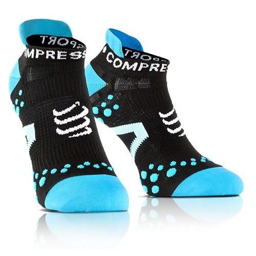 Sosete Alergare Compressport Racing V2.1 Run Low Unisex